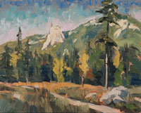 "Little Vision - Tahquitz Meadow - 8"" X 10"""
